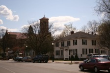 "Amherst fit the bill to rank 2nd on the Boston Globe's list of ""Dream towns""."