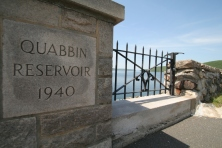 A new website had been launched to promote tourism in Hampshire County.  The Quabbin Reservoir is always a popular spot to visit.