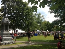The Hardwick Fair is one of the oldest is the nation.