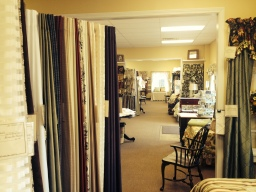 The Curtain Shop in Hadley offers an array of insulated curtains.