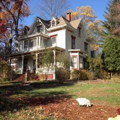The Lessey-Stockbridge house.
