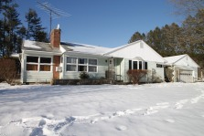 158 Rattlesnake Gutter Road, Leverett, MA. Call Michael Seward at 413-531-7129.